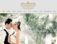 เว็บไซต์ ถ่ายภาพ / Wedding / Studio
